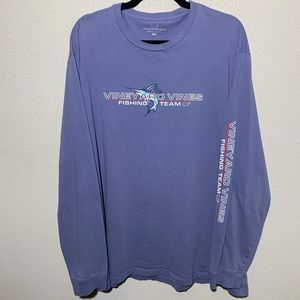 VINEYARD VINES Men's XL Longsleeve Tee